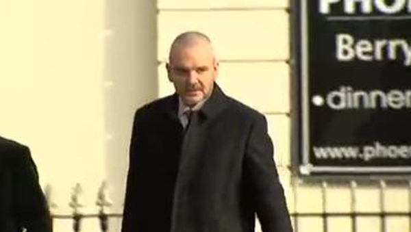 Thomas Byrne is in the witness box for the third day