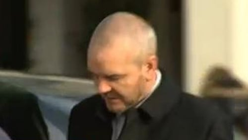 Thomas Byrne has pleaded not guilty to the charges