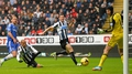 Magpies down Mourinho's Blues