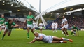 England run riot against Ireland