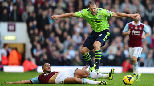 Both defences came out on top at Upton Park