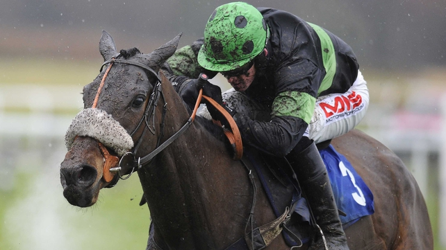 Could Harry Topper emerge into a Gold Cup contender later in the season