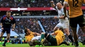 England edge out Wallabies to claim Cook Cup