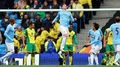 City smash seven past Canaries