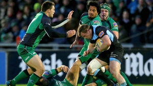 Connacht remain bottom of the table with just six points after seven games