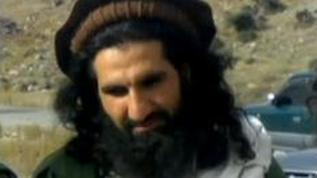 The Taliban has named a new commander Khan Said who said there will be a wave of suicide bombs in revenge for the killing