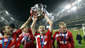 Sligo are looking to make it three FAI Cup victories in four years