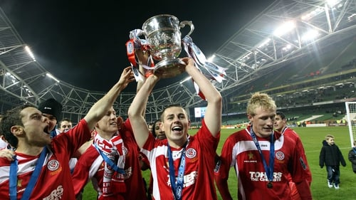 Sligo Rovers will hope their recent cup successes will inspire them to their first Setanta Sports Cup title