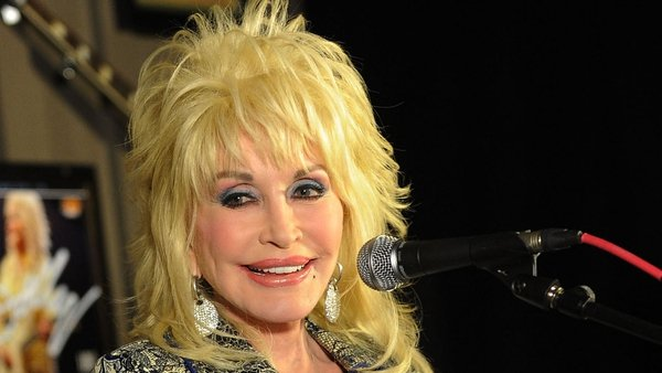 Parton: ''I was honoured to find out she's a fan