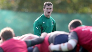 Jonathan Sexton got the weekend off despite his side losing to Biarritz