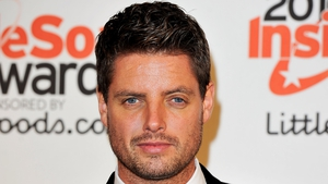 Father and son - Keith Duffy will be joined by his son on The Ray D'Arcy Show