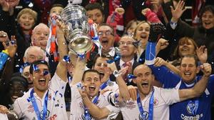 Sligo lifted the cup last season