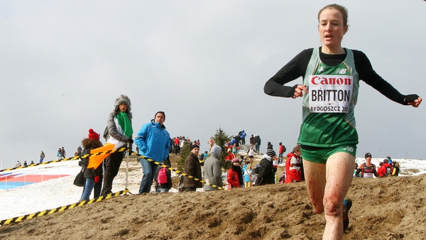 Fionnuala Britton has won the European title for the last two years