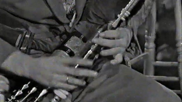 Finbar Furey on Uileann Pipes (1963)