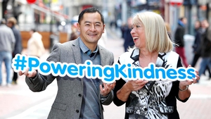 Electric Ireland kicked off it's Powering Kindness Campaign this week