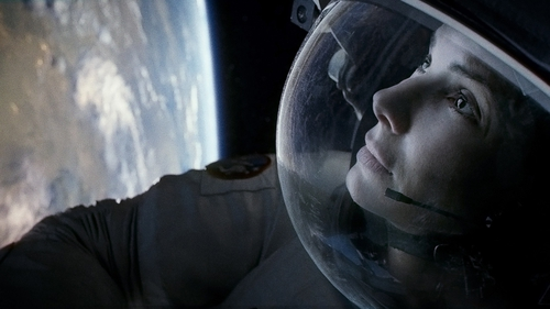 Sandra Bullock shines in space tale Gravity