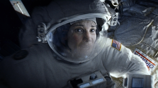 Sandra Bullock shines in this space tale