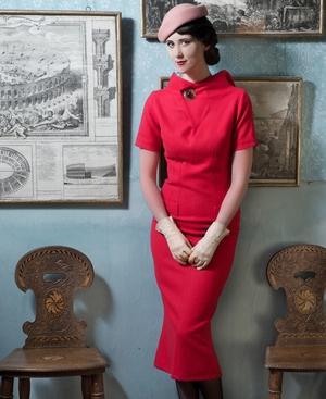 Charlotte and Jane Sybil wool dress €289