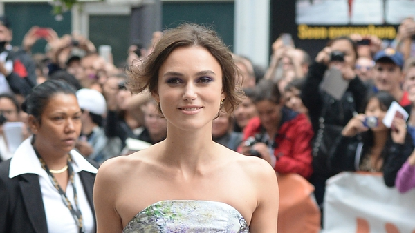 Keira Knightley finds marriage 'liberating'