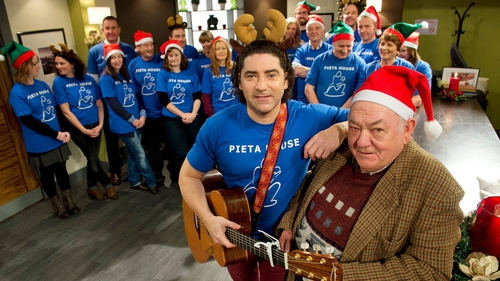 Brian Kennedy joins Ros na Rún charity concert
