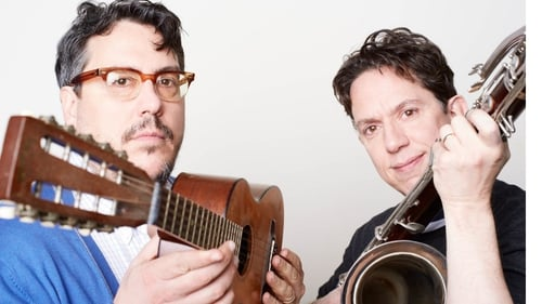 They Might Be Giants play Vicar Street, Dublin on November 18