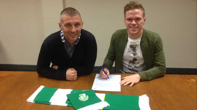 Simon Madden will be back in green and white Hoops in 2014