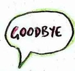 Social Etiquette - Goodbyes