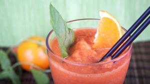 Food Cloud: Citrus Fruit Smoothie
