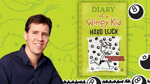 Kinney - New book Diary of a Wimpy Kid: Hard Luck out now