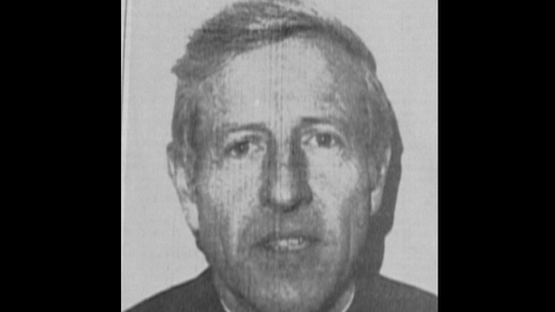 Fr Niall Molloy died at a house in Co Offaly in July 1985