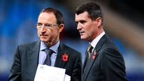 Martin O'Neill and Roy Keane bring a huge profile to their new job
