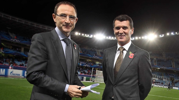 Martin O'Neill and Roy Keane are understood to have signed two-year contracts