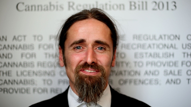 Luke 'Ming' Flanagan said the cannabis debate is 'going mainstream'