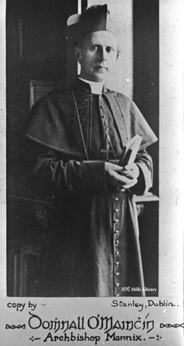 Mannix, Daniel (1864 - 1963)