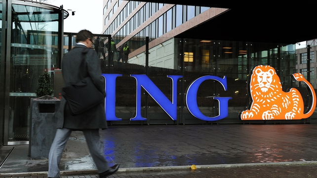 ING reports underlying pretax profits of €1.278 billion for the second quarter
