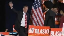 New York elects Democratic mayor