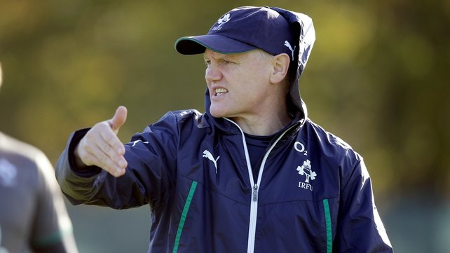 Joe Schmidt: That clarity creates confidence, and that is badly needed as there was a palpable sense that the levels had dropped in the Ireland camp last year.""