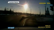 Scientists describe Russian meteor as a wake up call to humanity