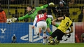 Arsenal snatch vital victory in Dortmund