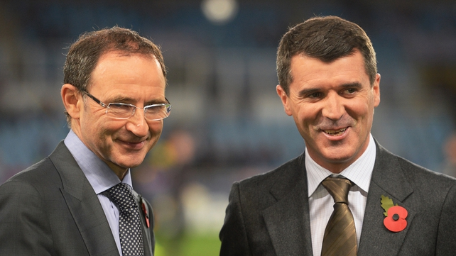 Martin O'Neill and Roy Keane both enjoyed successful spells at Nottingham Forest after making the move across the Irish Sea