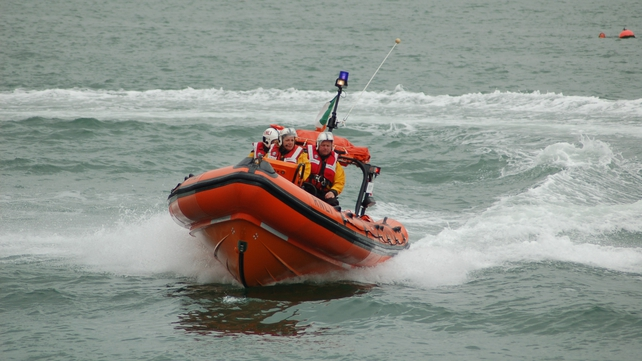 RNLI volunteers brought 1,278 people to safety in 2013