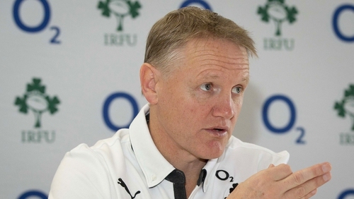 Joe Schmidt and his Ireland squad get their Six Nations campaign underway against Scotland in Dublin on Sunday, 2 February