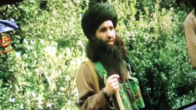 Mullah Fazlullah was elected as leader yesterday