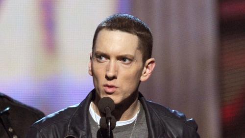 Eminem: still on top