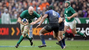 Paul O'Connell is Joe Schmidt's new Ireland captain