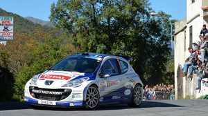Craig Breen was left to rue the cost of a two minute penalty on day one of the Rallye du Valais in Switzerland