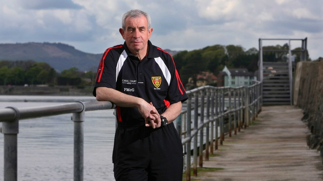 Pete McGrath is back in senior inter-county management