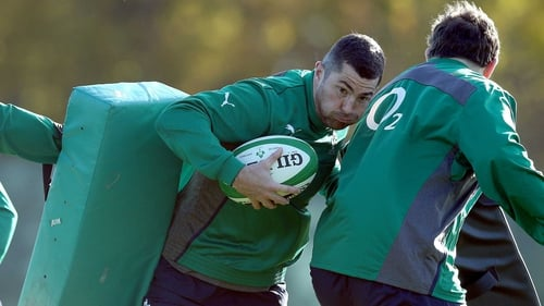 Rob Kearney wants to see Ireland fulfil their potential