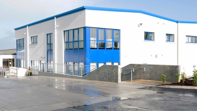 Athlone Laboratories opens new antibiotic manufacturing plant