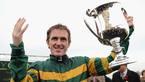 Tony McCoy created history when Mountain Tunes provided the jockey with his 4000th career win over jumps